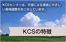 KCSの特徴